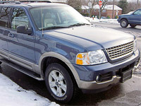 Ford Explorer - Digital Design 9515