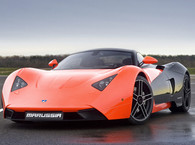 Маруся Моторс - Автомобили Marussia